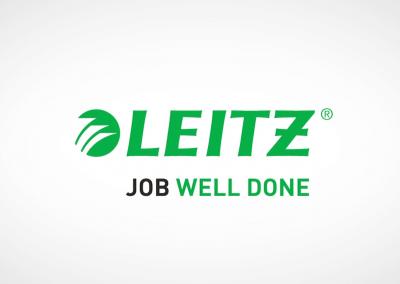 Leitz icon printer lancering