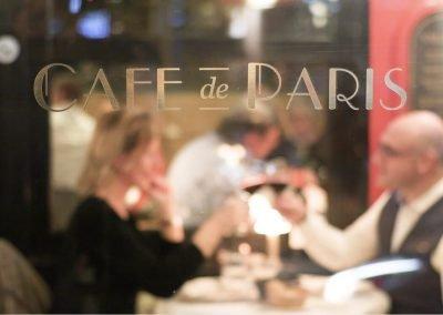 CAFE DE PARIS KNOKKE